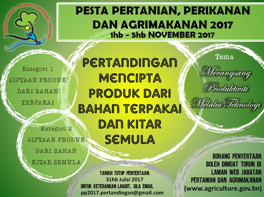 Agriculture And Agrifood Department Mini Ekspo Pertanian Dan